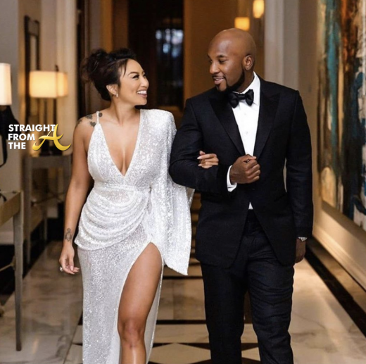 She Said YES! Young Jeezy and Jeannie Mai are ENGAGED!