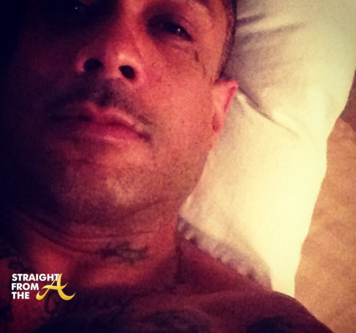 EXCLUSIVE! Benzino is HEARTBROKEN Over Althea | Talks 'Love Goals' & More… (VIDEO)