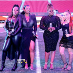 Xscape Sings National Anthem During Falcons Game… (VIDEO)